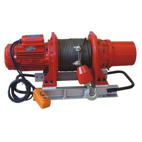 Лебёдки электрические KDJ-200E