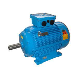 Низковольтные 3-х фазные электродвигатели Loher