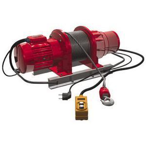 Лебёдки электрические строительно-монтажные KDJ-500Е1