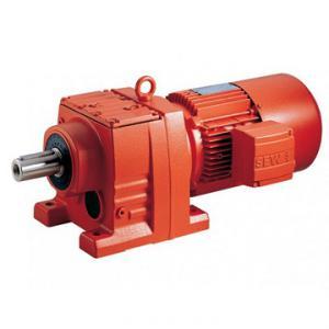 Цилиндрические соосные мотор-редукторы серии R